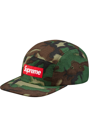 7ef926d0f2c 슈프림  SUPREME  Military Painted Camp Cap - Olive Camo